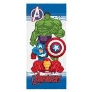 Toalha de banho felpuda Avengers - Produto Original Nova Coleção - Lepper