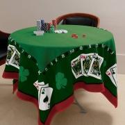 Toalha de Mesa Jocker - 4 Lugares Ideal para jogos