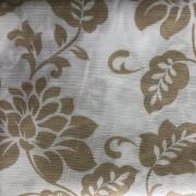 Toalha de Mesa Redonda 1,40 bege neutro Limpa Fácil Raner
