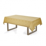 Toalha de Mesa Retangular 140x210cm Sempre Limpa Ornate karsten