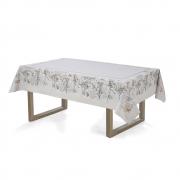 Toalha de mesa Retangular 160x270 Marila SempreLimpa Karsten