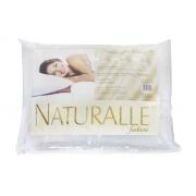 Travesseiro Percal Premium 200fios Branco - Naturalle