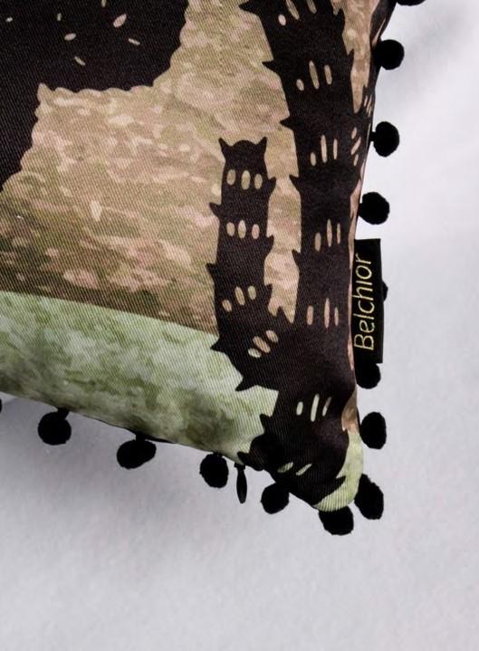 Almofada Cordel Ludic Grelot 166 Casal Dançante 43x43 Belchior