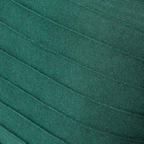 Almofada Drapeada Linhão Verde Musgo - Paloma Home