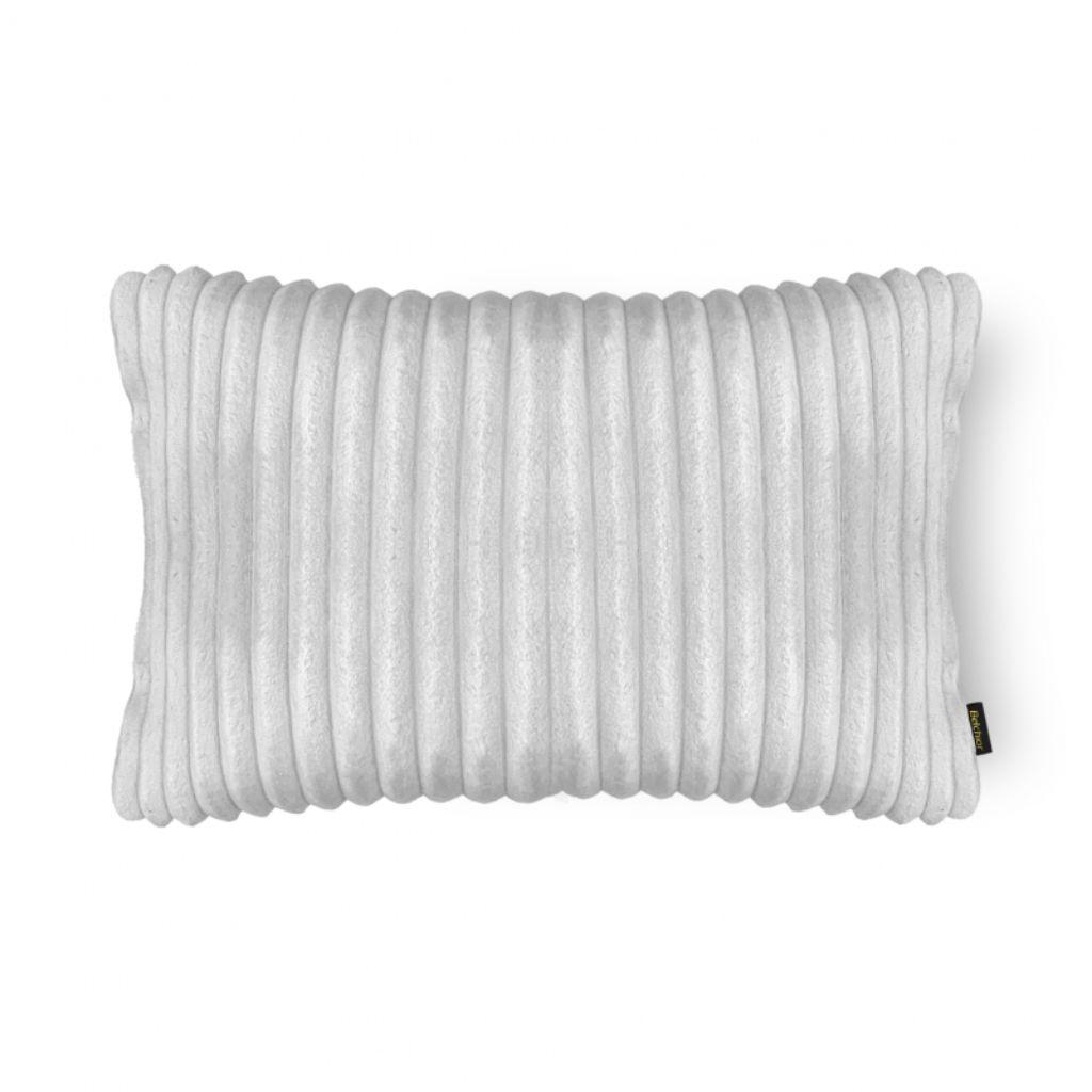 Almofada Retangular 28x48cm Off White   Belchior - Soft