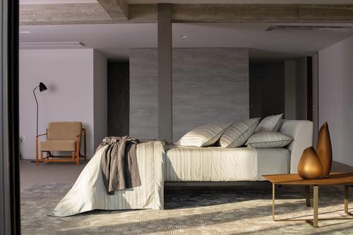 Capa de Edredom Duvet King Egípcio 300 fios Guggenheim By The Bed
