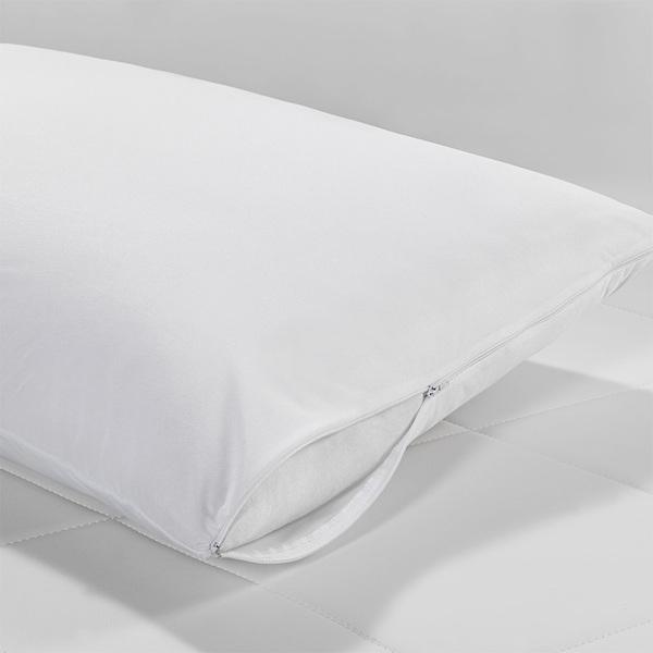 Capa Protetora Para Travesseiro Antialérgica 50x70cm Premium Casa Paloma