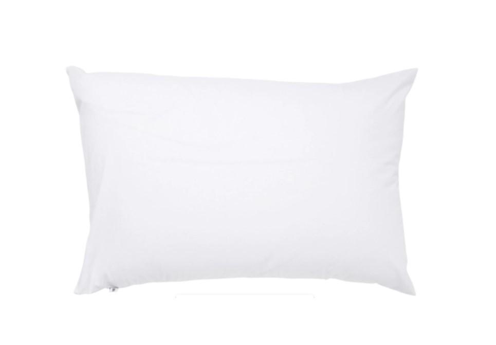 Capa Protetora Para Travesseiro King Antialérgica 50x90cm Premium Casa Paloma