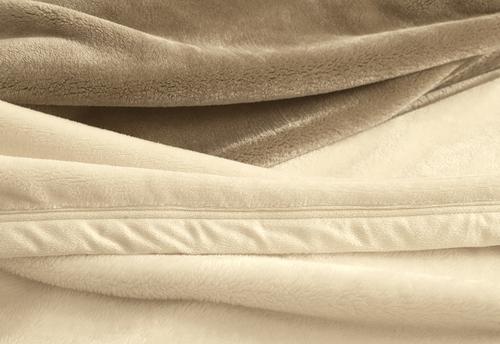 Cobertor King Karsten Adele Trigo - Premium