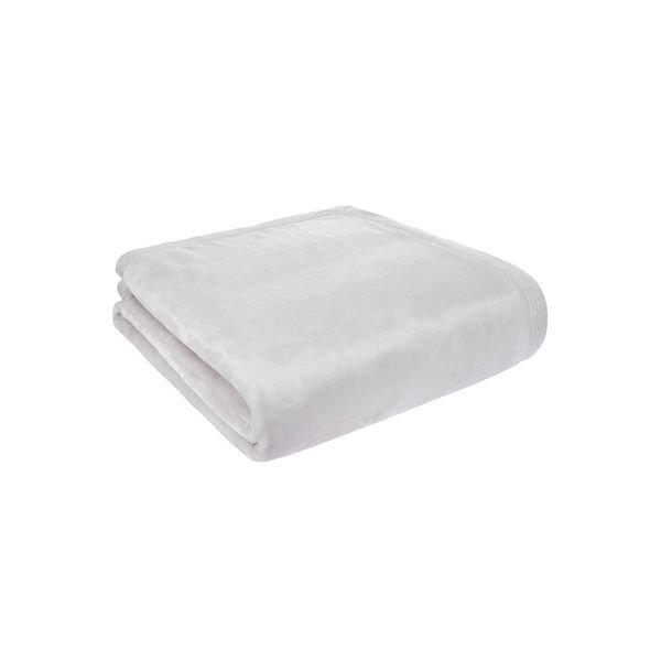 Cobertor Queen Karsten Adele Cinza - Premium