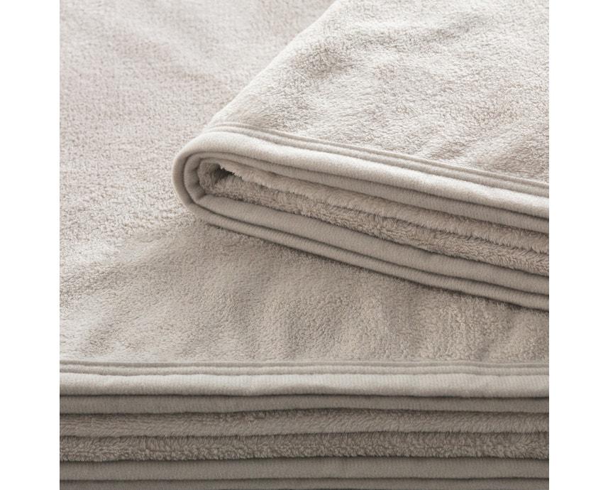 Cobertor Queen Premium Bege Aspen Buddemeyer