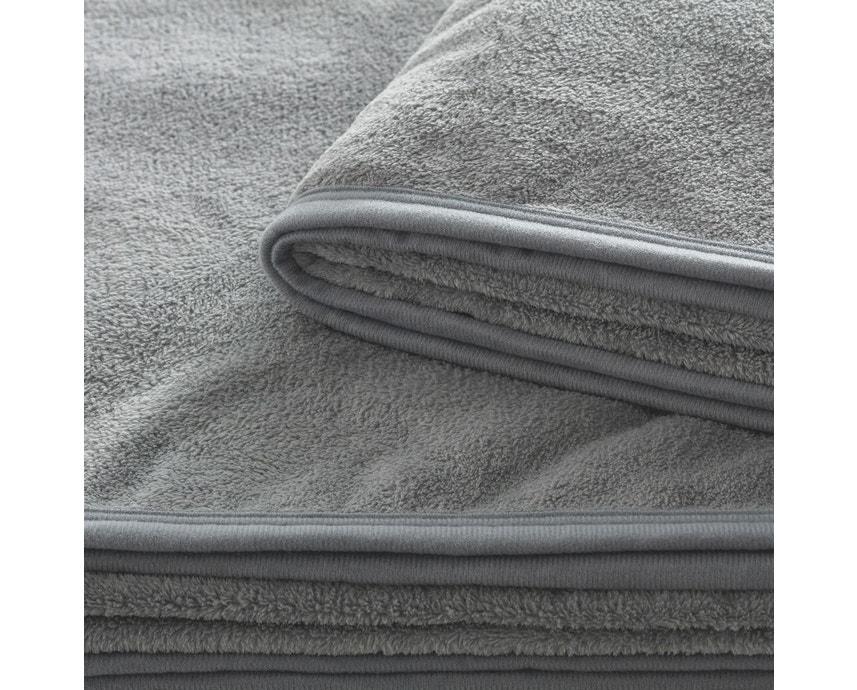 Cobertor Queen Premium Cinza Aspen Buddemeyer