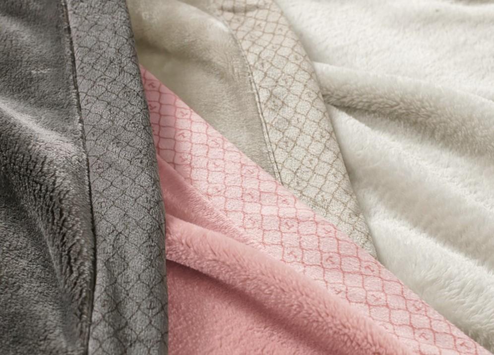 Cobertor Queen Trussardi Aveludado Piemontesi Granel