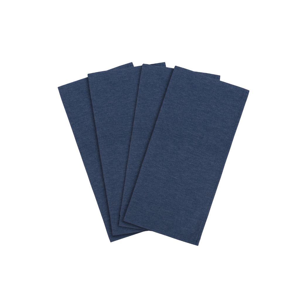 Guardanapo de Tecido 4 Peças   Naturalle - Panama Jeans