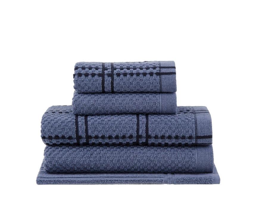 Jogo 5 peças Yumi Azul & Preto Colors II Buddemeyer