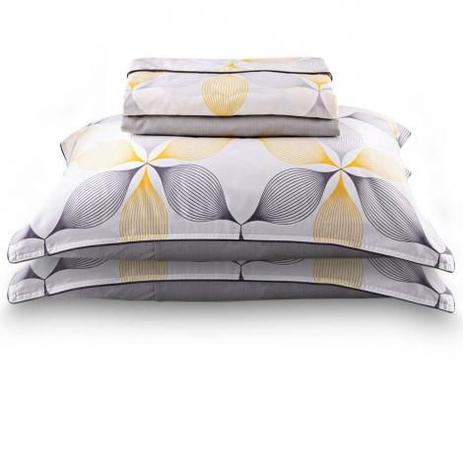 Jogo de Cama Casal Egípcio 300 fios Henge By The Bed