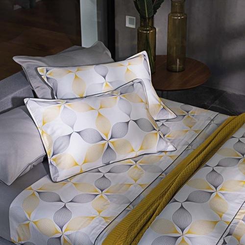 Jogo de Cama King Egípcio 300 fios Henge By The Bed