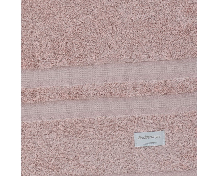 Jogo de Toalhas Super Banhão Algodão Egípcio 2 peças Rosé Buddemeyer