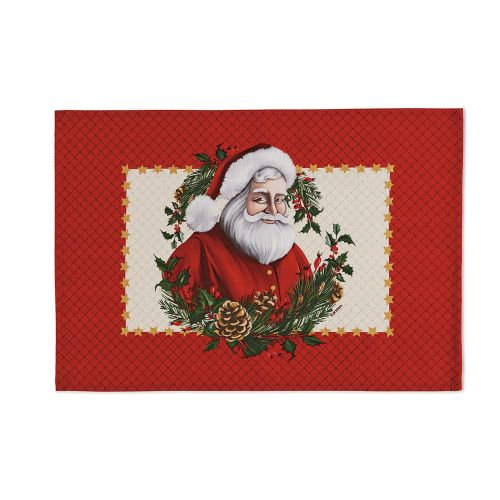 Kit 4 Jogos Americanos Papai Noel 33x45 Karsten