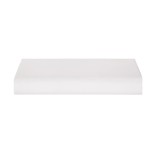 Lençol de Elástico Avulso King Trussardi Branco - 300 Fios altura de 40cm - Grasso