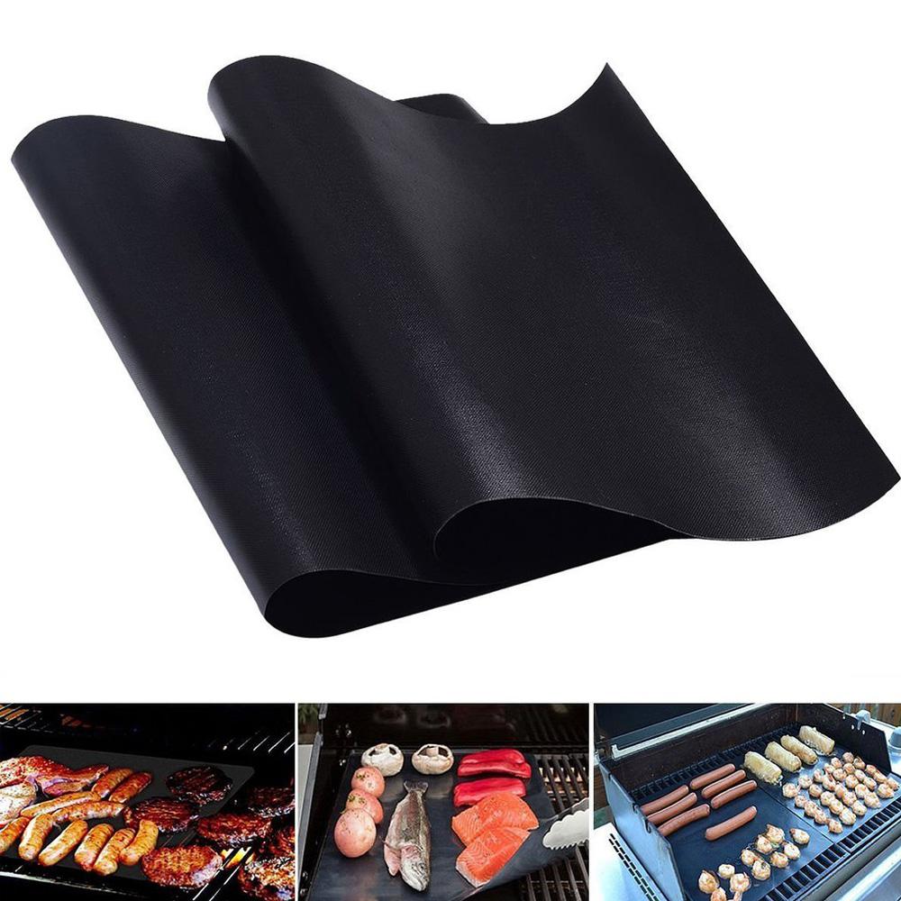 Manta Antiaderente Para Churrasco 40x33cm Teflon Manta Grill