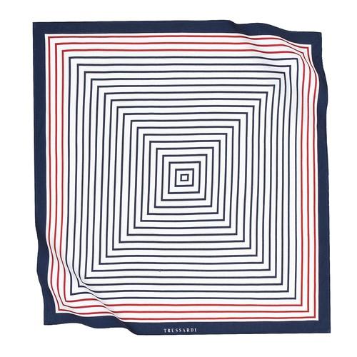 Mini lenço Capri Trussardi