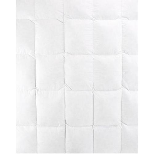 Pillow Top Queen Pluma Touch Percal 233 fios Premium Daune