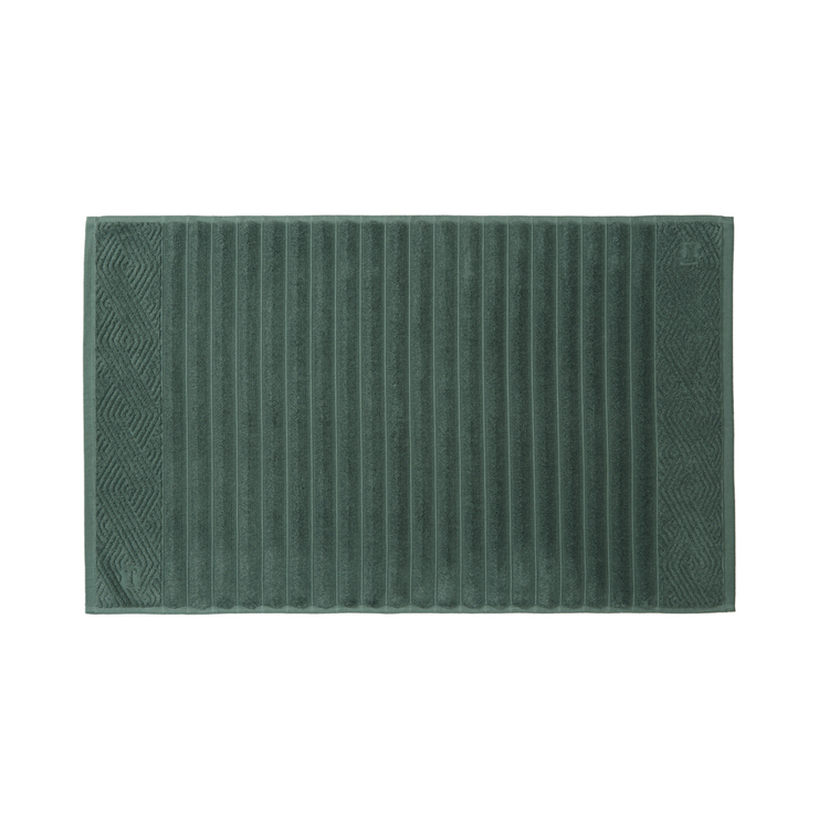 Piso Trussardi Ondulato Verde Boschi 720g/m2