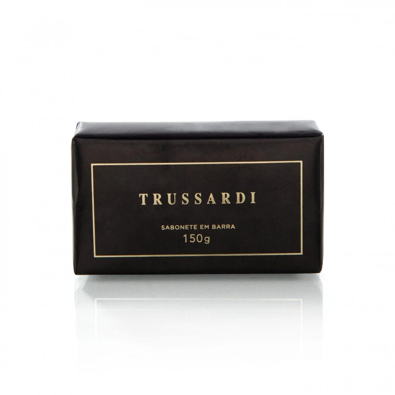 Sabonete em Barra 150g Nero Luxo - Trussardi