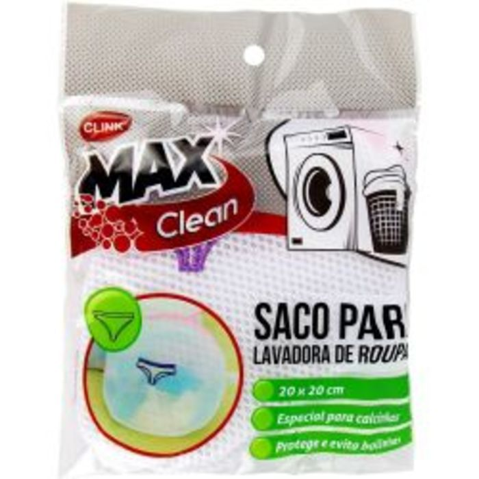 Saco para lavar calcinha - roupas especiais - clink