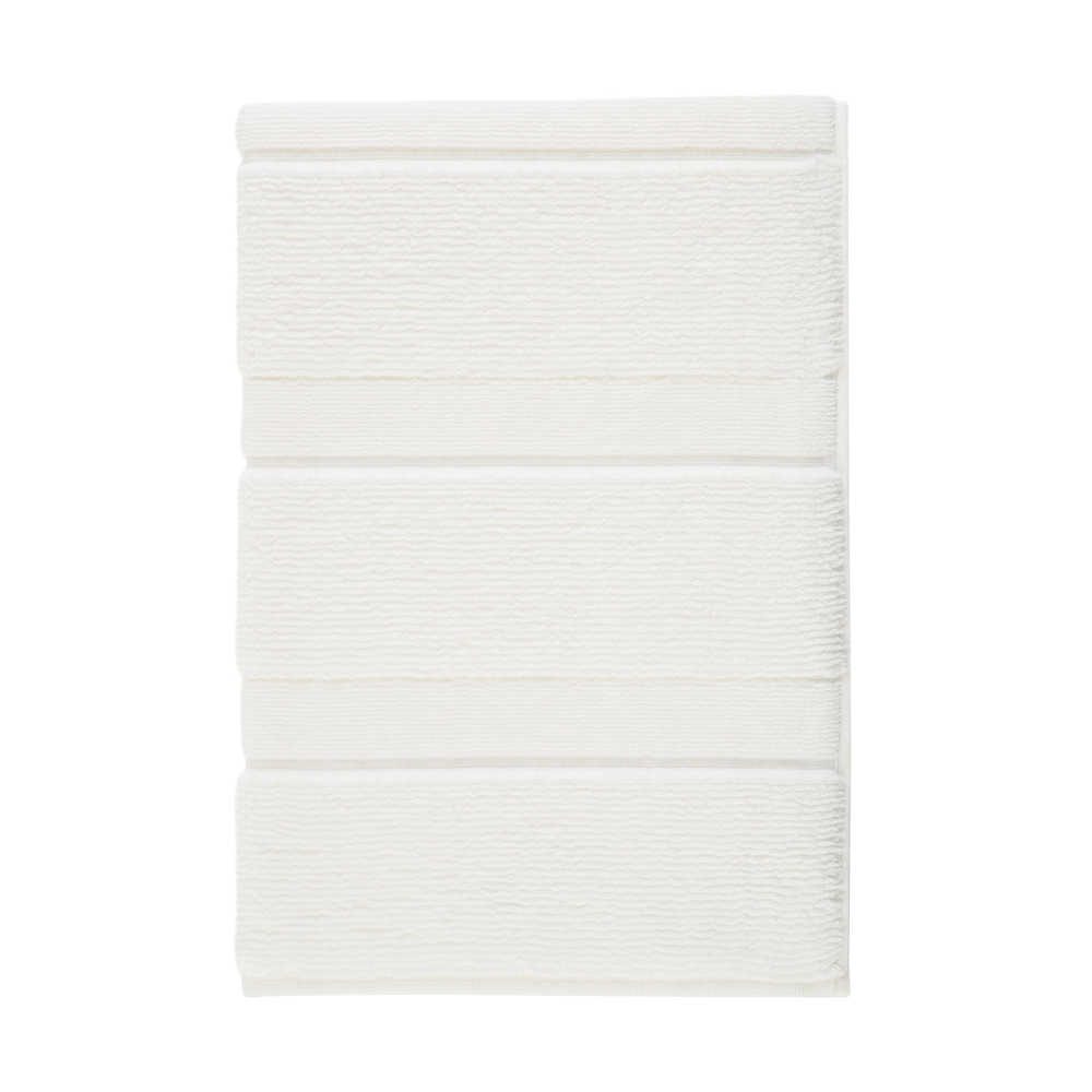 Tapete antiderrapante para banheiro branco - Tatame softmax - Karsten