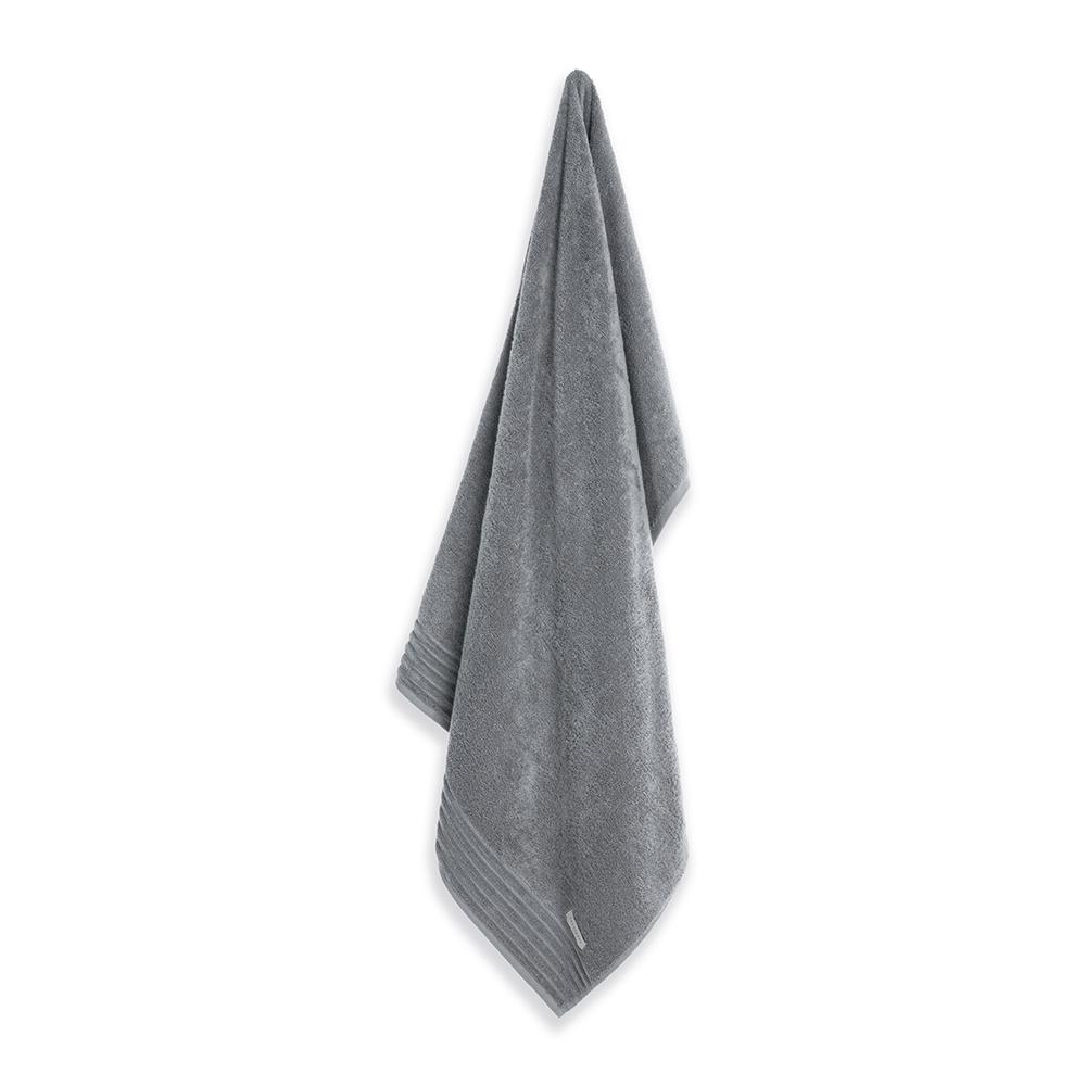 Toalha Banhão Cinza Ardosia Imperiale 86x150cm Trussardi