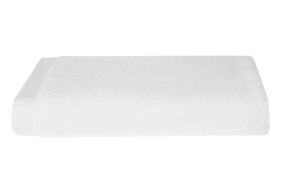 Toalha Banhão Gigante Trussardi Maggiore Branca 100x180