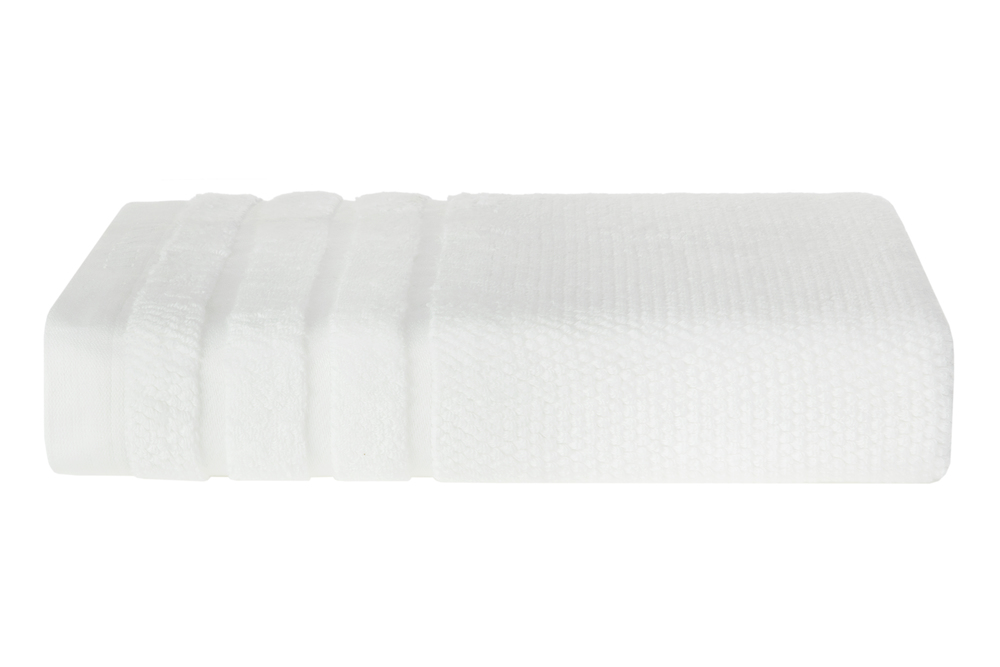 Toalha Banhão Trussardi 100% Algodão Egípcio Massima Branco