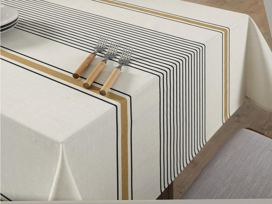 Toalha de Mesa Retangular 140x250 SempreLimpa Cortês karsten