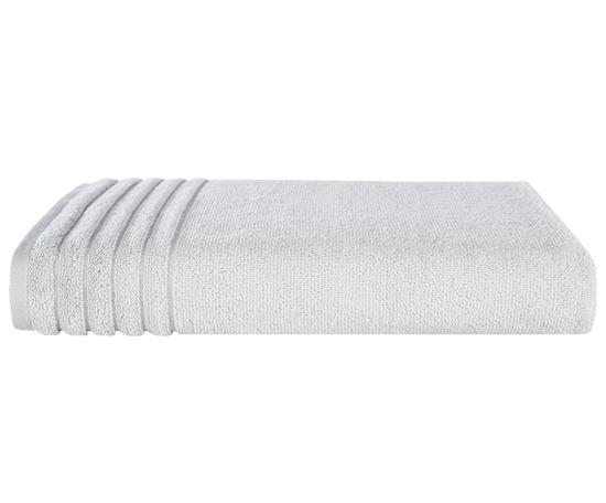 Toalha de Rosto Cinza Gelo Imperiale 48x80cm - 540g/m2 - Trussardi