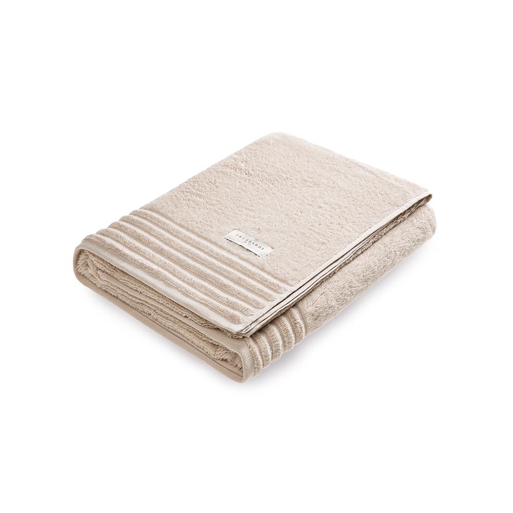 Toalha de Rosto Nocciola Imperiale 48x80cm - 540g/m2 - Trussardi