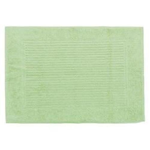 Toalha Para Pés Canelado Verde Menta Frape 48x70 Buddemeyer
