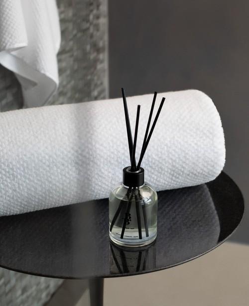 Toalha Rosto Azul 50x90 Egipcio Supreme Tecnologia Cozy&Dry ByTheBed