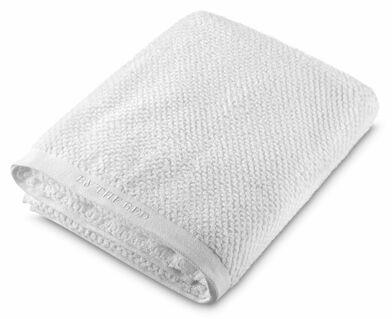Toalha Rosto Branca 50x90 Egipcio Supreme Tecnologia Cozy&Dry ByTheBed