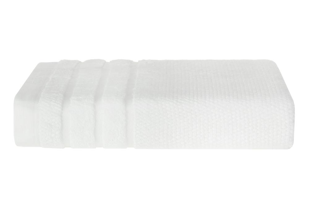 Toalha Rosto Trussardi 100% Algodão Egípcio Massima Branco
