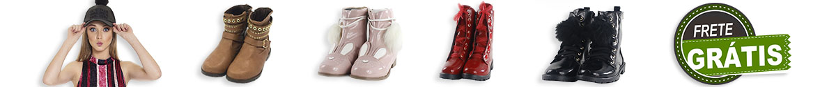 Calçados Meninas