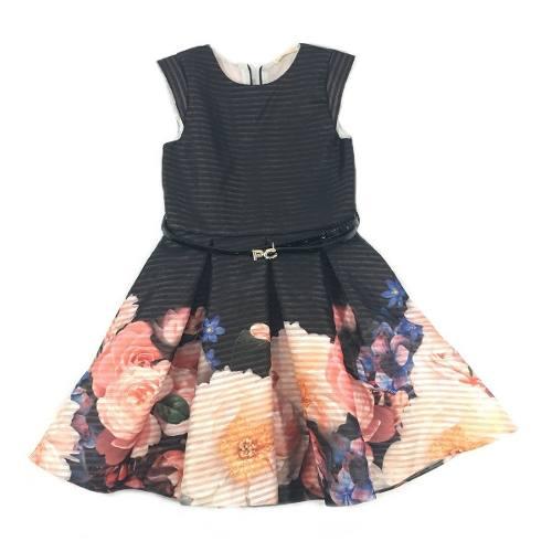 5b0145fb55 Vestido Petit Cherie 10.12.31310 - Pirilampo Kids ...