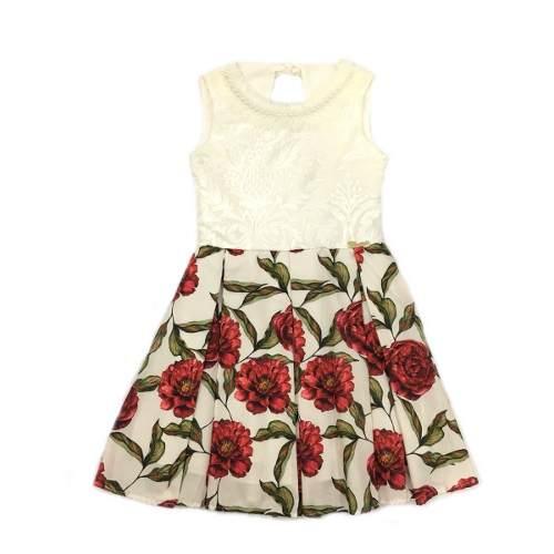 Vestido Feminino Cattai 05582
