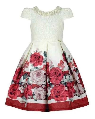 Vestido Feminino Cattai 05956