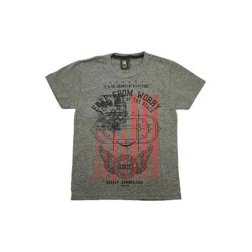Camiseta Masculina Randa Mundu 6524
