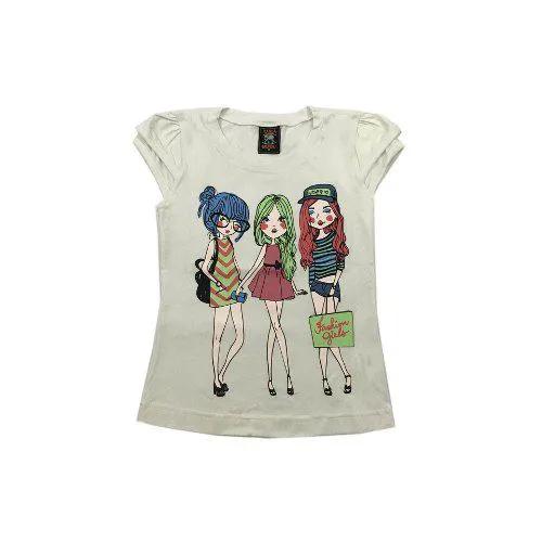 Camiseta Feminina Randa Mundu 6505
