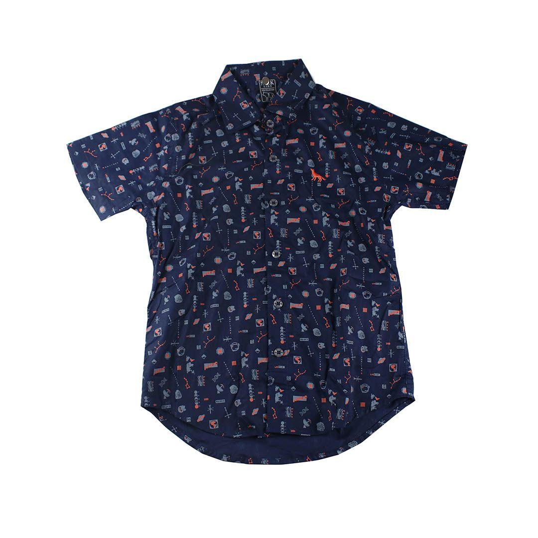 Camisa Masculina Nick Kids 005060636880