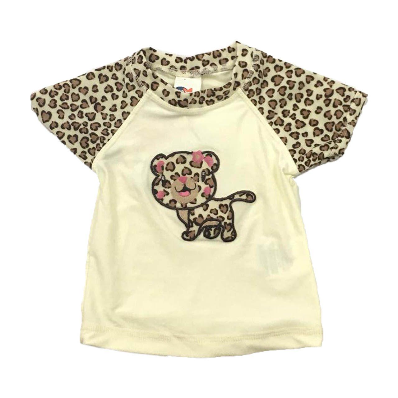 Camisa Praia Manga curta Tip Top 1105104