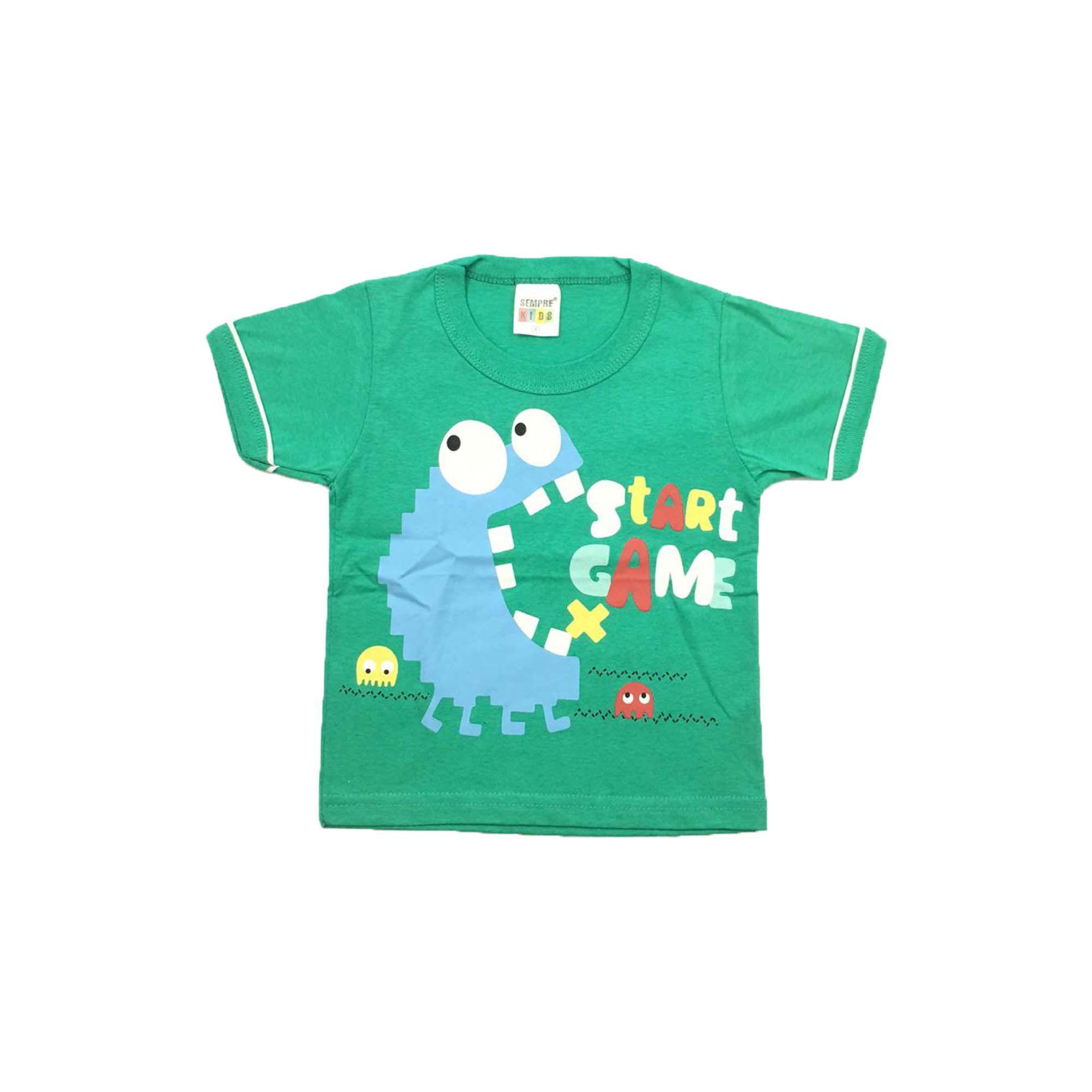 Camiseta Masculina Sempre Kids 6852